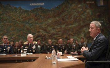 Ακάρ: Είμαστε έτοιμοι να κάνουμε ό,τι το 1974 στην Κύπρο