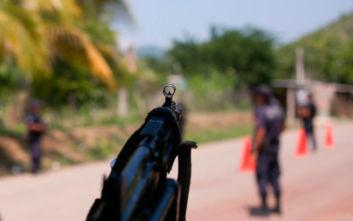Σφαγή στο Μεξικό, 15 νεκροί σε ανταλλαγή πυρών μεταξύ αστυνομικών και ενόπλων