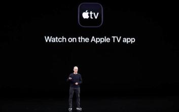 Ακόμα και με το Χόλιγουντ είναι έτοιμη να τα βάλει η Apple