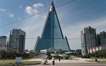 Αυτό είναι το ψηλότερο αχρησιμοποίητο κτίριο στον κόσμο