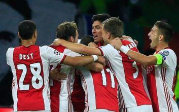 Champions League: Τα βλέμματα σε Άμστερνταμ και Μιλάνο