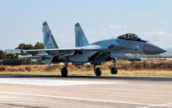 Στέιτ Ντιπάρτμεντ: Η αγορά ρωσικών Su-35 από την Τουρκία μπορεί να οδηγήσει σε «υποχρεωτικές κυρώσεις»