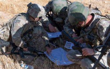 ΗΠΑ: Κανένας Αμερικανός στρατιώτης δεν θα βοηθήσει στη «ζώνη ασφαλείας» της Συρίας
