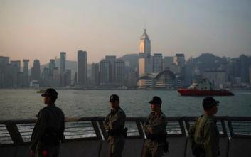 Η Κίνα γιορτάζει, στο Χονγκ Κονγκ οι διαδηλωτές ετοιμάζονται