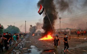 Αναταραχή και σήμερα στη Βαγδάτη, οι δυνάμεις ασφαλείας άνοιξαν πυρ κατά διαδηλωτών