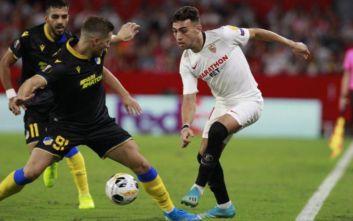 Europa League: «Λύγισε» δύσκολα στη Σεβίλλη ο ΑΠΟΕΛ