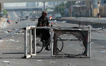 Χάος στο Ιράκ: Η αστυνομία άνοιξε πυρ κατά των διαδηλωτών