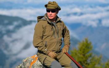 Στη σιβηρική τάιγκα γιορτάζει τα γενέθλιά του ο Βλαντιμίρ Πούτιν