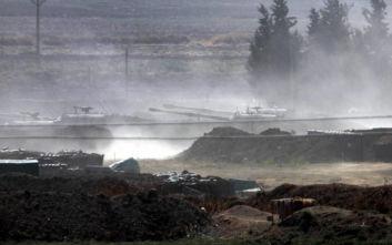 Ξεκίνησε η εισβολή των Τούρκων στη Συρία με την ονομασία «Πηγή Ειρήνης»