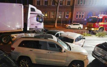 Γερμανία: «Υποψίες τρομοκρατίας» πίσω από το περιστατικό με το φορτηγό στο Λίμπουργκ