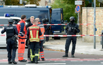 Γερμανία: Ακόμα δυο βαριά τραυματισμένοι από την επίθεση σε συναγωγή