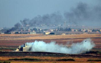 Τουρκική επίθεση στη Συρία: Χερσαία επιχείρηση ανακοίνωσε η Άγκυρα