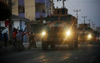 Τουρκική επίθεση στη Συρία: Διεθνείς καταδίκες για την εισβολή