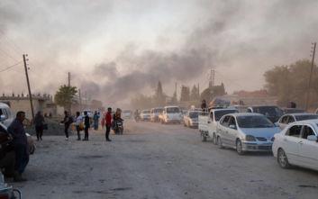 Πιέζει την Τουρκία η Ουάσινγκτον για να διακόψει τη δράση στη Συρία