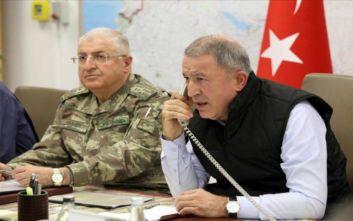 Τουρκία: Δεν υπήρξε βολή με στόχο στρατιώτες των ΗΠΑ στη Συρία