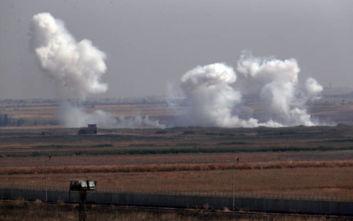 Κόλαση στη Μανμπίτζ: Η Ρωσία υποστηρίζει ότι η πόλη έχει καταληφθεί από τον Άσαντ
