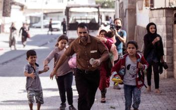 Τουρκική εισβολή στη Συρία: Τουλάχιστον 160.000 άνθρωποι έχουν εγκαταλείψει τα σπίτια τους