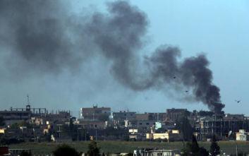Δέκα άμαχοι έχασαν τη ζωή τους από κουρδικές οβίδες