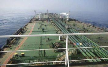 Σταμάτησε η διαρροή πετρελαίου από το ιρανικό τάνκερ που δέχτηκε επίθεση