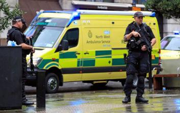 Επίθεση με μαχαίρι στο Μάντσεστερ: Ο δράστης συνελήφθη ύποπτος για τρομοκρατική ενέργεια