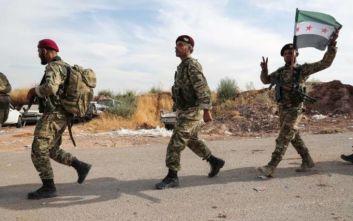 Νεκροί τέσσερις Τούρκοι στρατιώτες από την κουρδική πολιτοφυλακή στη Συρία