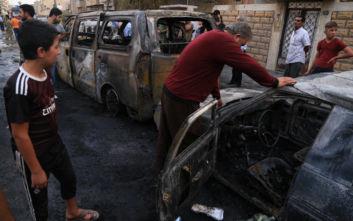Το Ισλαμικό Κράτος ανέλαβε ευθύνη για τη βομβιστική επίθεση σε αυτοκίνητο