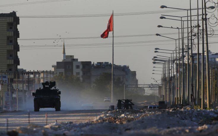 Σύμφωνη η Ουάσινγκτον για έλεγχο της «ζώνης ασφαλείας» από την Τουρκία