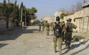 Δεκάδες Σύρους του Ισλαμικού Κράτους απελευθέρωσαν οι Κούρδοι
