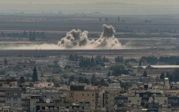 Συρία: Οκτώ νεκρά παιδιά από τουρκικό βομβαρδισμό κοντά σε σχολείο