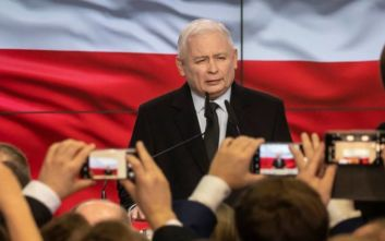 Πολωνία: Ποσοστό για απόλυτη πλειοψηφία στο συντηρητικό κόμμα