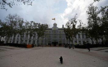 Ένοχοι για στάση εννιά Καταλανοί ηγέτες