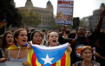 Ισπανός ΥΠΕΞ: Το πολιτικό πρόβλημα της Καταλονίας παραμένει
