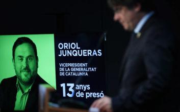 Οριόλ Ζουνκέρας: Αναπόφευκτο νέο δημοψήφισμα για την ανεξαρτησία της Καταλονίας