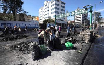 Οι αναταραχές στον Ισημερινό κόστισαν 1,5 δισ. δολάρια