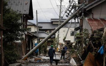 Οργή στην Ιαπωνία για το καταφύγιο που έδιωξε άστεγους ενώ πλησίαζε ο τυφώνας