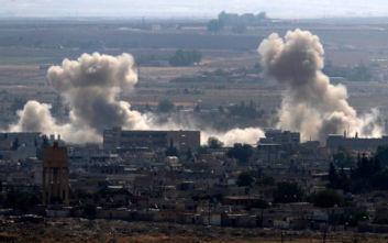 Anadolu: Έξι άμαχοι νεκροί στην Τζαραμπλούς από πυρά κουρδικών δυνάμεων