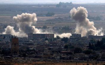 Οι 6 ημέρες της τουρκικής εισβολής της Τουρκίας στη Συρία σε... χάρτες