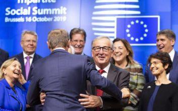 «Μια συμφωνία μεταξύ της ΕΕ και της Βρετανίας είναι σε μεγάλο βαθμό έτοιμη»