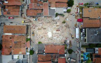 Πέντε νεκροί από κατάρρευση επταώροφης πολυκατοικίας στη Βραζιλία