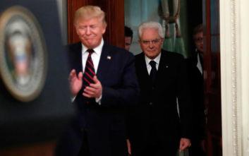Τραμπ: «Στρατηγικά υπέροχη» για τις ΗΠΑ η κατάσταση στα σύνορα Τουρκίας- Συρίας