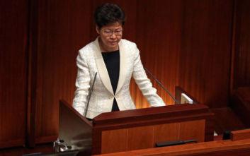 Δεύτερη μέρα χάους στο κοινοβούλιο του Χονγκ Κονγκ