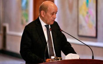 Στη Βαγδάτη ο Γάλλος υπουργός Εξωτερικών για να λύσει το πρόβλημα των αλλοδαπών τζιχαντιστών