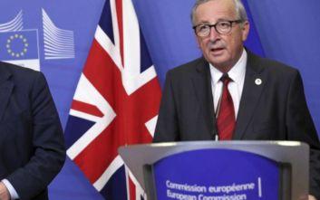 Brexit: Αυστηρή προειδοποίηση Γιούνκερ προς το βρετανικό κοινοβούλιο