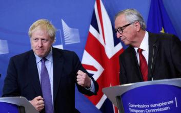 Brexit: Τα προβλεπόμενα της συμφωνίας Λονδίνου-Βρυξελλών
