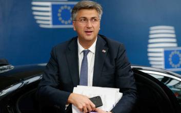 «Σημαντικό βήμα η απόφαση της Κομισιόν για την ένταξη της Κροατίας στη Σέγκεν»
