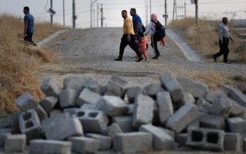 Δικαστήριο υποχρεώνει το Βέλγιο να επαναπατρίσει νεαρή μητέρα και τα δύο παιδιά της από τη Συρία