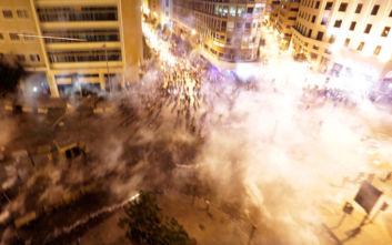 Λίβανος: Νεκροί σε διαδηλώσεις για το... WhatsApp