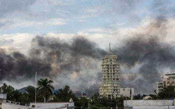 Τρεις νεκροί από τις πυρκαγιές στο Μεξικό