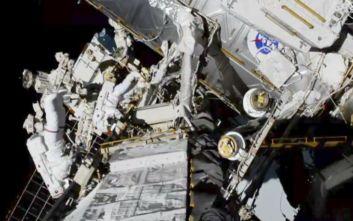 Πραγματοποιήθηκε ο πρώτος... γυναικείος περίπατος στο διάστημα
