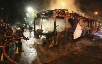 Σε κατάσταση εκτάκτου ανάγκης το Σαντιάγκο έπειτα από τις ταραχές για την αύξηση της τιμής του εισιτηρίου του μετρό
